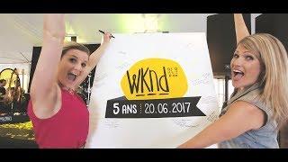 PARTY WKND RADIO 5 ANS // Genevieve Roussel [ V I D E O - P H O T O ]