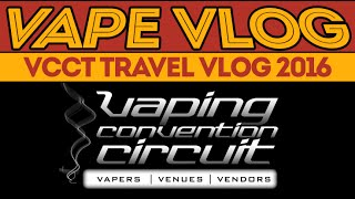 VCC Tampa 2016 ~ Travel Vlog ~ Culture Of Clouds ~ Toothaches