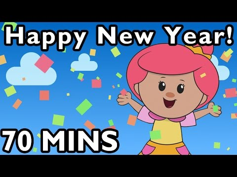 Happy New Year! Christmas Songs and More Nursery Rhymes from Mother Goose Club!