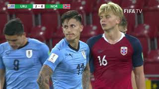 MATCH HIGHLIGHTS - URUGUAY v NORWAY - FIFA U-20 World Cup Poland 2019