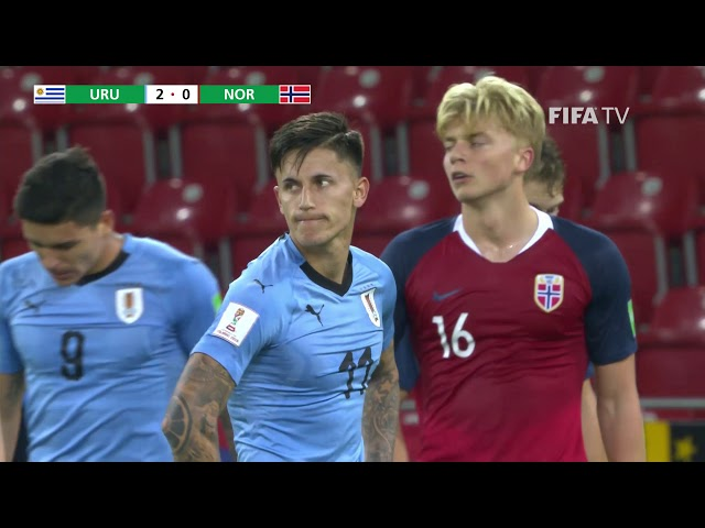 MATCH HIGHLIGHTS - URUGUAY v NORWAY - FIFA U-20 World Cup Poland 2019