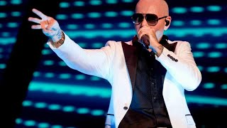 Pitbull announces I Feel Good tour coming to Zappos Theater Sept. 18