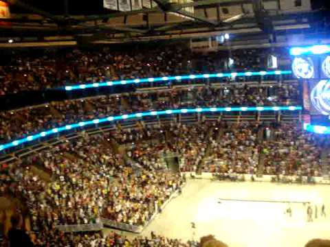 American Idol Auditions-Chicago // United Centre 11