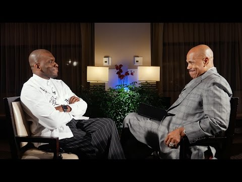 Interview Series - Dr. Jamal Bryant - Ending
