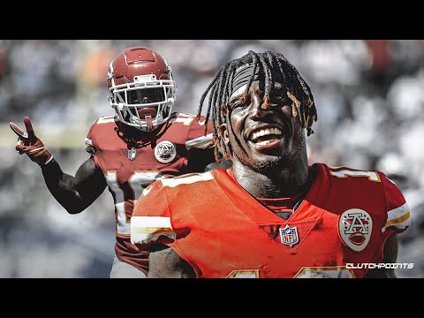 The Fastest Player In The NFL Tyreek Hill 2018-2019 Season Highlights