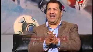 شريف خالد ابراهيم رئيس فالكون واستعدادات شركته لتأمين المباريات