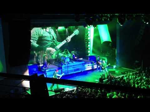 3 Doors down Kryptonite at Horseshoe Casino in Tunica 11-19-2011