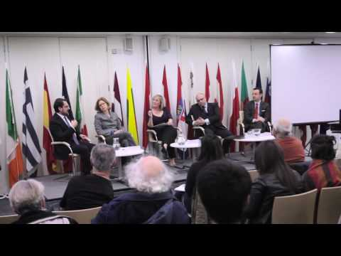 Sakharov Debate 2015 - The Refugee Crisis: Too little compassion or too much?
