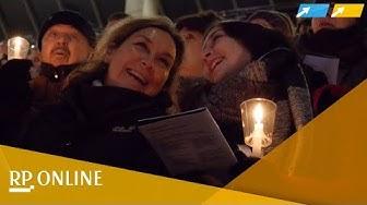 Gänsehaut beim Tivoli-Weihnachtssingen in Aachen