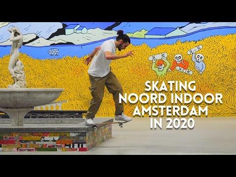 Skating (Noord indoor) in 2020 - Amsterdam