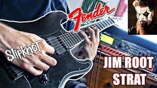 2018 FENDER STRATOCASTER JIM ROOT DEMO