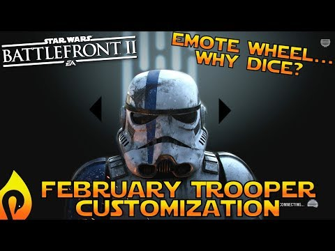 News Update - Customization, Saber Changes, Emote Info, Comes Next Month To Star Wars Battlefront 2 thumbnail