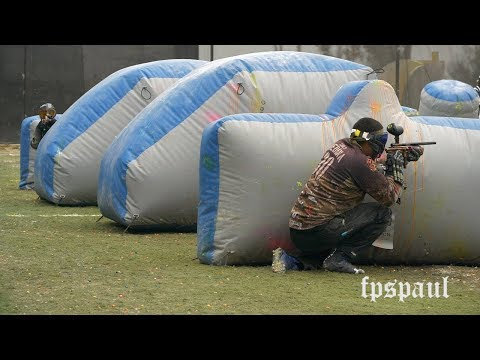 BEST Paintball Pump Game Ever?