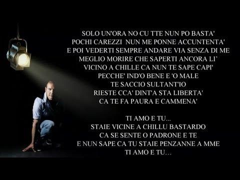 Gianni Celeste - Un'Ora No: Video con Testo