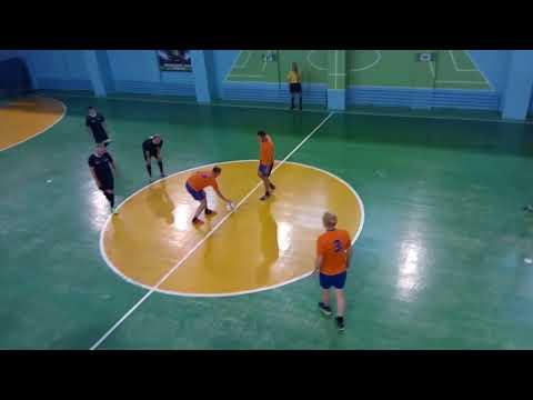 АТЦ (Качканар) - АТЦ УВЗ (Нижний Тагил) (1 тайм)