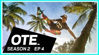 OTE: MIAMI MADNESS - Off The Edge: A Freerunning Web Series (Season 2 – Ep. 4)