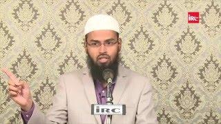 Kabira Gunah Se Hame Bachna Chahiye Isse Duniya Me Bigad Aur Fasad Machta Hai By Adv. Faiz Syed
