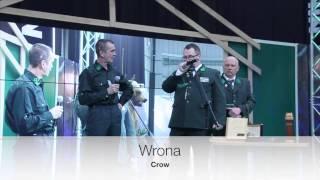 Wabienie lisów - Fox calling - Prezentacja na Hubertus EXPO 2014