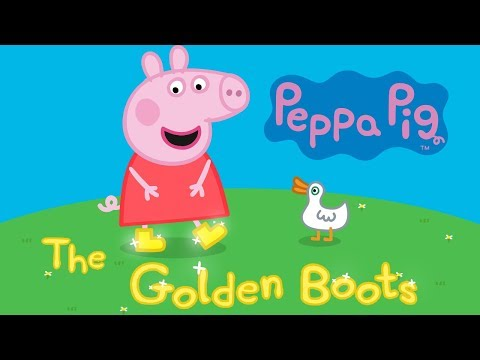 Peppa Pig Golden Boots Apps On Google Play