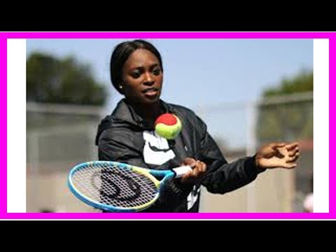 Breaking News | US Open Stephens serves up tennis to inner city youth