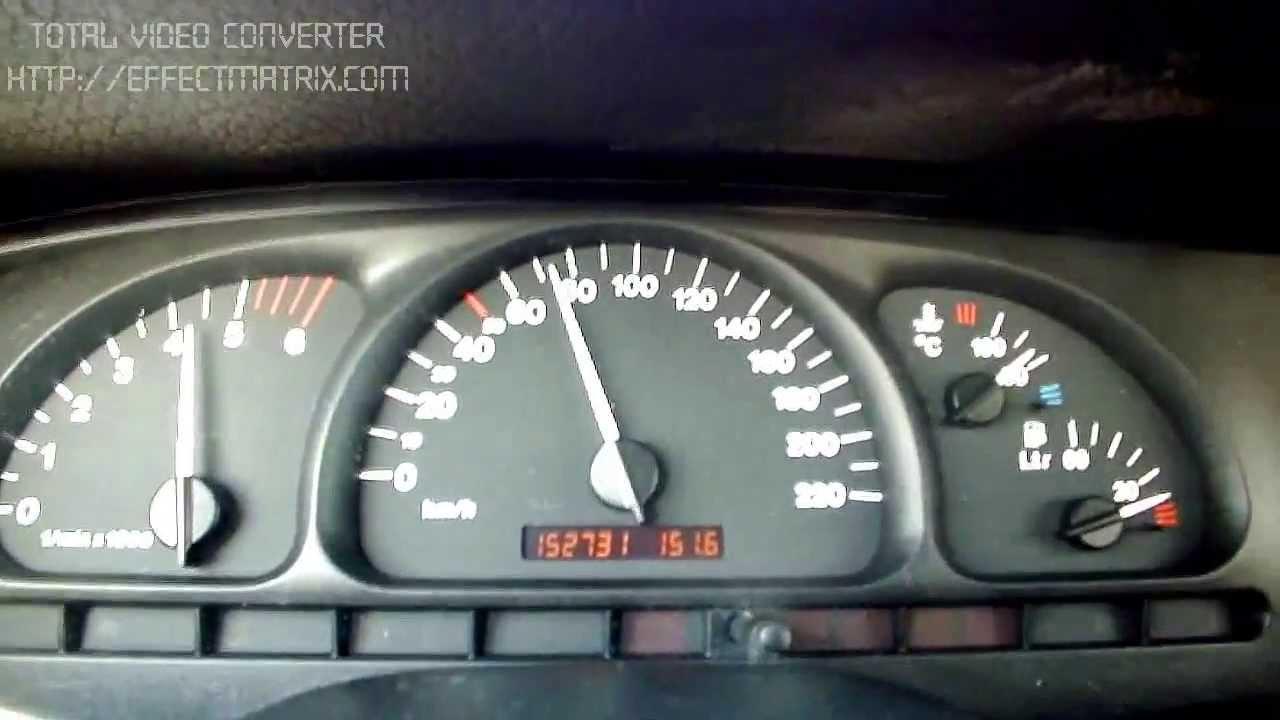 Opel Vectra 1.7 Diesel 1990