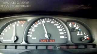 Opel Vectra B 2.0 16V DTI TOP Speed & Acceleration 0-193km/h