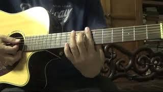 Cach chuyen doi am giai trong guitar solo va dem hat