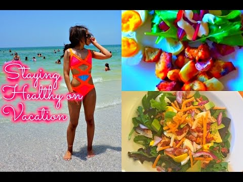 Why Vacationing Might Help Unwanted Weight-Loss Journey