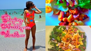 Weight Loss Motivation | How To Lose Weight & Stay Healthy On Vacation