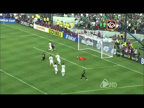 USA Vs Mexico (2-4) Gold Cup Final 2011