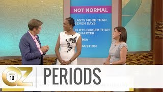 Abnormal Period Symptoms You Should Flag