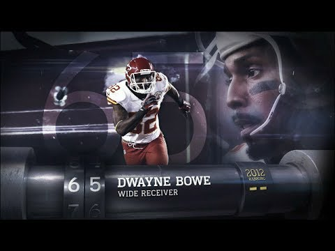 #65 Dwayne Bowel (WR, Chiefs) | Top 100 Players of 2013 | NFL