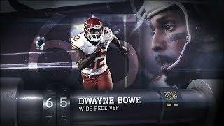 #65 Dwayne Bowel (WR, Chiefs) | Top 100 Players of 2013 | NFL