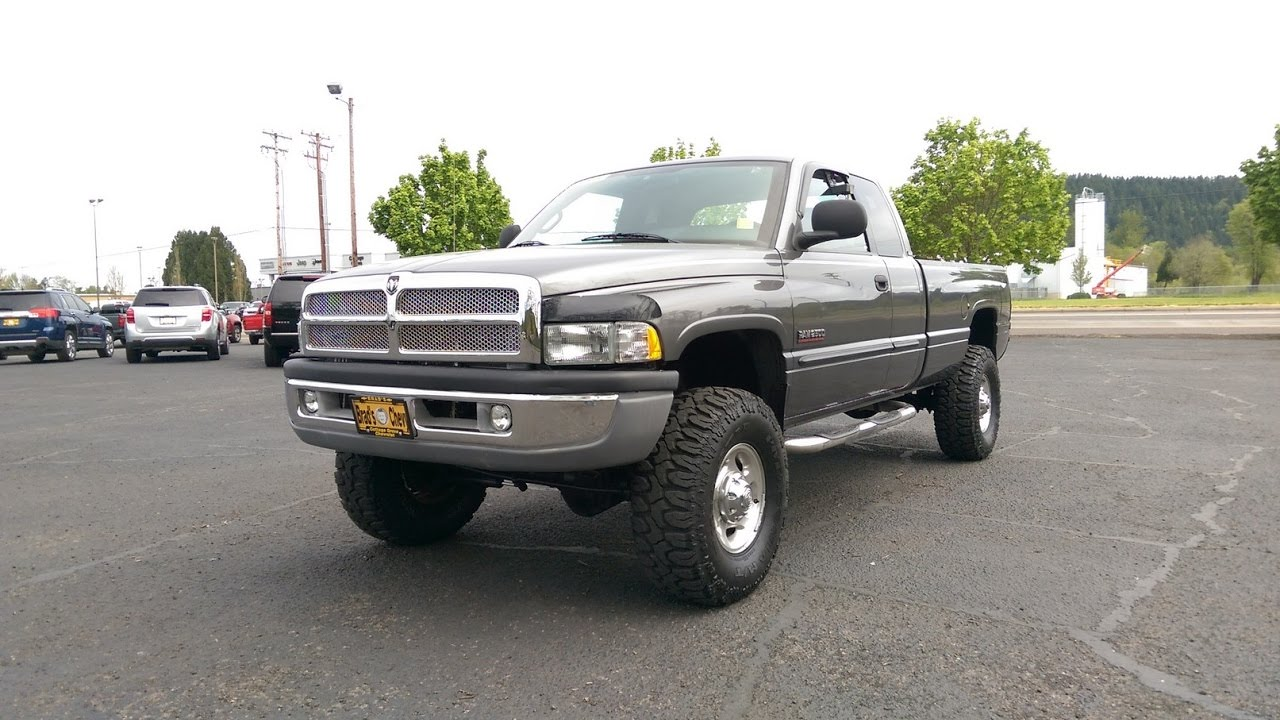 medium resolution of 2002 dodge ram 2500 laramie slt quad cab long bed 5 9l cummins ho 6 speed manual stock 3399x