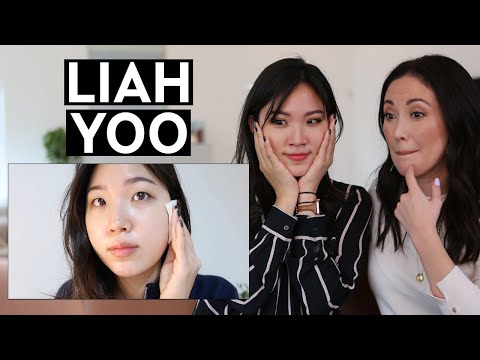 KraveBeauty Founder @Liah Yoo's Skincare Routine: My Reaction & Thoughts | #SKINCARE