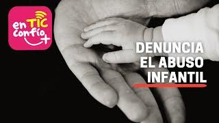 Denuncia la Pornografía Infantil en www.teprotejo.org