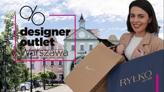Super ceny, super buty! Shopping w Designer Outlet Warszawa