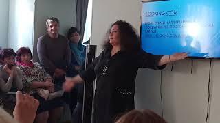 Смотреть видео Презентация Круизного клуба Incruises  в Санкт Петербурге, часть 2 1 онлайн