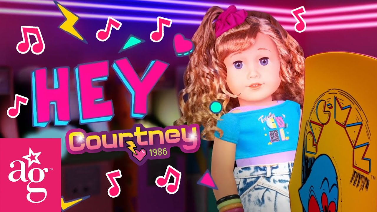 Hey Courtney! Official Music Video | @American Girl