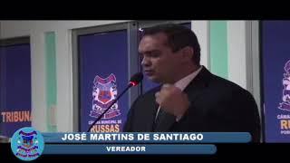 Junior Martins Pronunciamento 22 05 2018