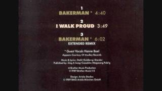 "Laid Back: Bakerman (12"" / extended (re)mix)"