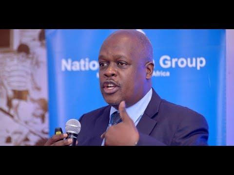 Nation Media Group Investor briefing