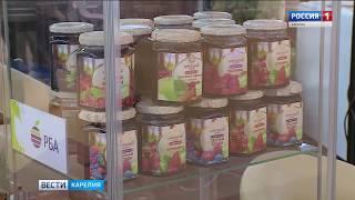 Производители Карелии выступили на всероссийской агропромышленной выставке