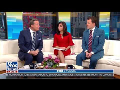 Tribute to Jon Huntsman Sr on Fox & Friends