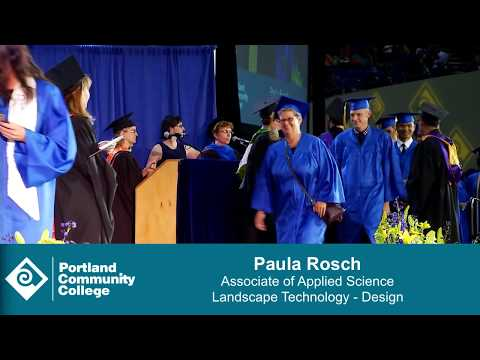 Portland Community College - Commencement 2015