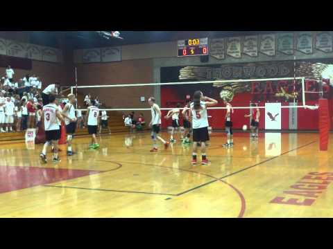 Ironwood Vs Boulder Creek - High School Arizona Volleyball