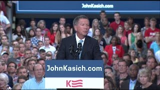 'Compassionate' John Kasich Unplugged: How'd He Do?