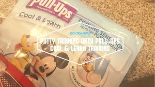 Potty Training Boy #2 | PULL-UPS COOL & LEARN TRAINING PANTS