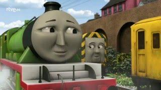Thomas y sus amigos, Capítulo: El Carbón Especial de Henry