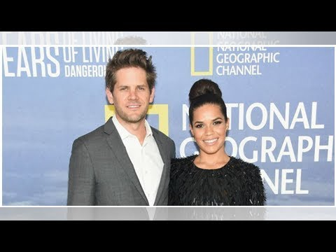 America Ferrera Is Pregnant With Her First Child With Husband Ryan Piers Williams
